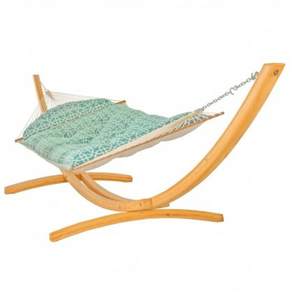 Large Tufted Hammock - Bevel Lagoon