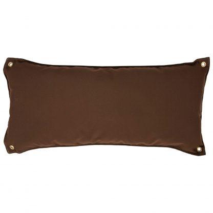 Canvas Cocoa Hammock Pillow