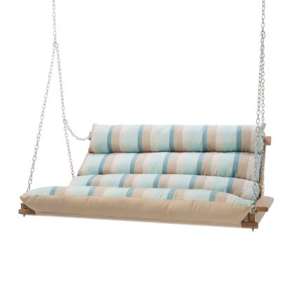 Deluxe Cushion Swing - Gateway Mist
