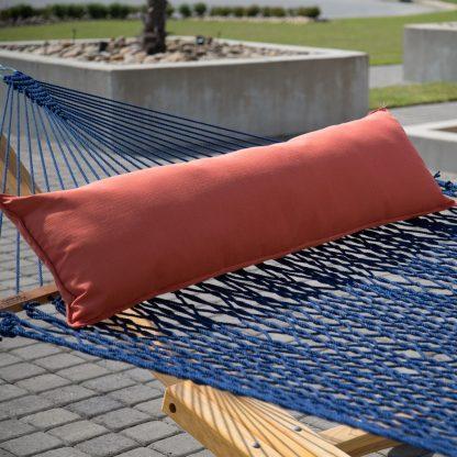 Long Hammock Pillow - Echo Sangria