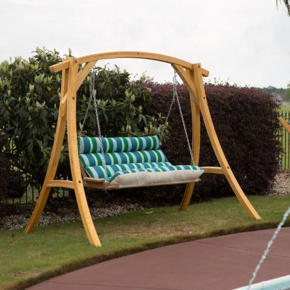 Deluxe Cushion Swing - Gateway Tropic