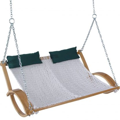 Curved Arm Double Rope Swing