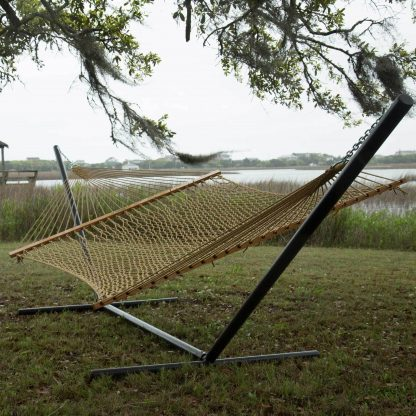 Presidential Original DuraCord Rope Hammock - Tan